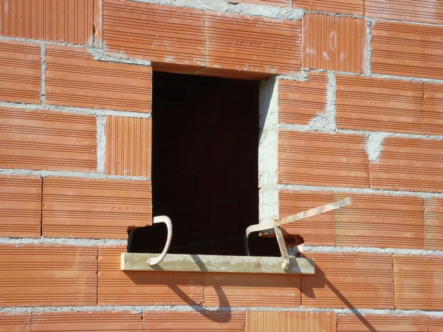 Les appuis et seuils at il tait une fois notre maison for Poser un appui de fenetre prefabrique